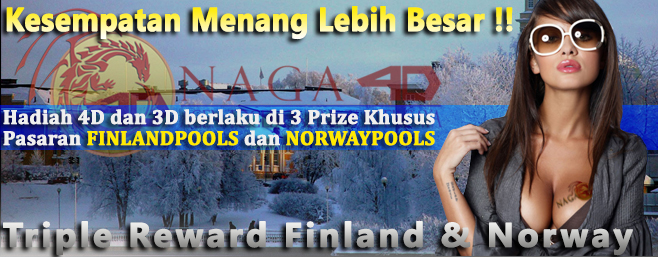 Hadiah Hiburan Prize 2 dan Prize 3